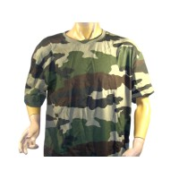 Tee Shirt Camouflage militaire CCE