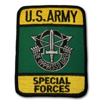 Patch US ARMY SPECIAL FORCES