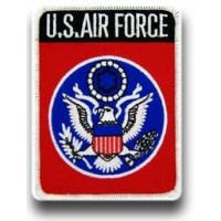 Patch US AIR FORCE