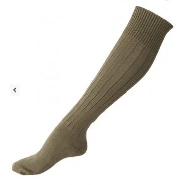 chaussette haute hiver
