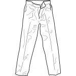 Pantalons/Shorts/Bermudas